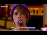 ZAZ Acoustic TV Interview and Music Session (Eng subs)