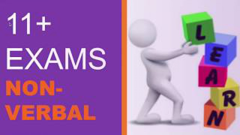 11 plus Exam Questions - Non-Verbal Reasoning Eleven Plus