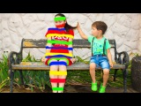 Bad Baby Are You Sleeping Learn Colors with TAPE Compilation Children song Nursery Rhymes kids song