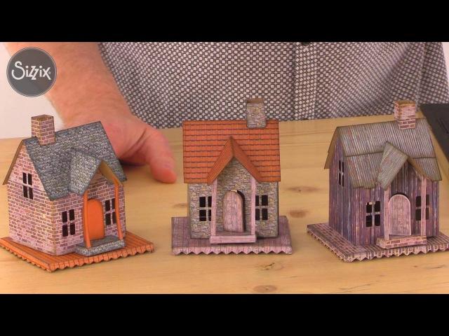 Tim Holtz Village Dwelling Make