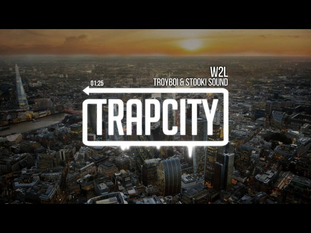 TroyBoi Stooki Sound - W2L (Welcome To London)