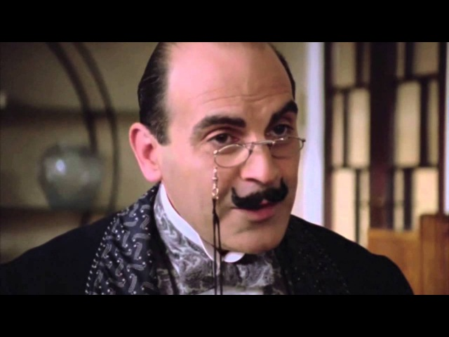Poirot Hastings Play Monopoly