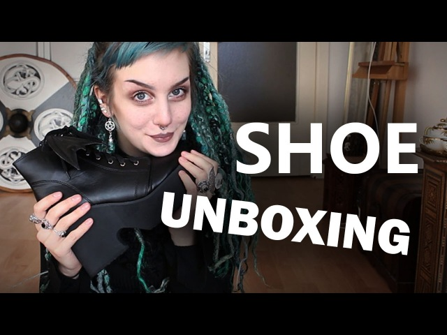 Shoe Unboxing - Ironfist UK | Manic Moth