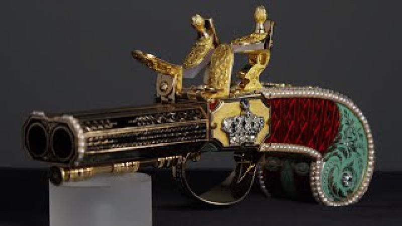 Sandoz family collection Freres Rochat pistol 1815