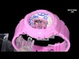 CASIO Baby-G Neon Dial Series BGA-131-4B3JF