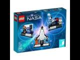 Обзор нового набора LEGO Ideas 21312 Women of NASA !