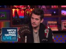 Did John Mayer Watch Katy Perry's Live Stream? | WWHL