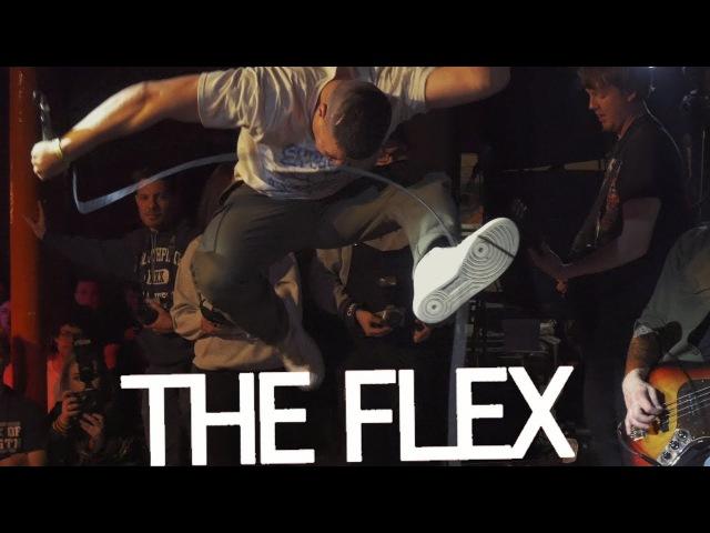 THE FLEX - OUTBREAK FESTIVAL 2017 - FULL SET 4K - CANAL MILLS, LEEDS - 29.04.17