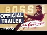 Santhu Straight Forward Official Trailer HD   Yash, Radhika Pandit   V. Harikrishna   Mahesh Rao