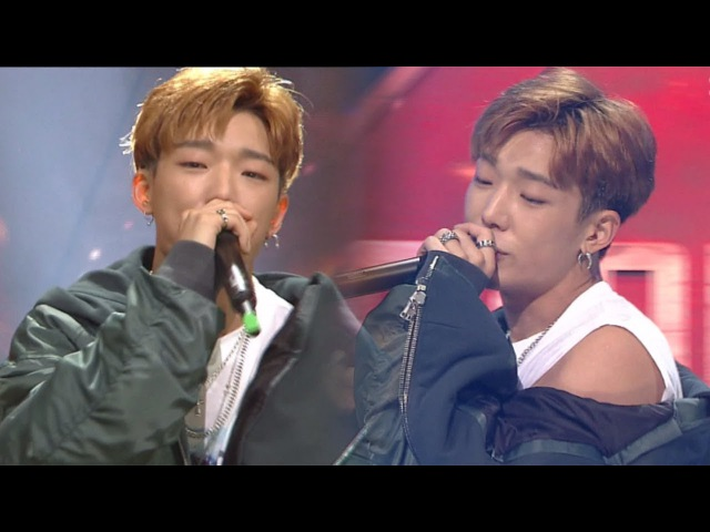 《Debut Stage》 BOBBY(바비) - RUNAWAY @인기가요 Inkigayo 20170924