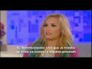 Demi Lovato habla de bullying, bulimia y anorexia subtitulado
