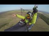 Как улететь с малых высот part 1. paragliding (обучение параплан Крым)
