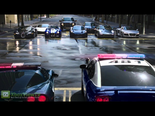 I love it - icona pop Need For Speed Most Wanted 2012