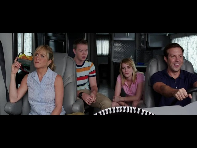 We're the Millers - suprise prank for Jennifer Aniston · coub, коуб