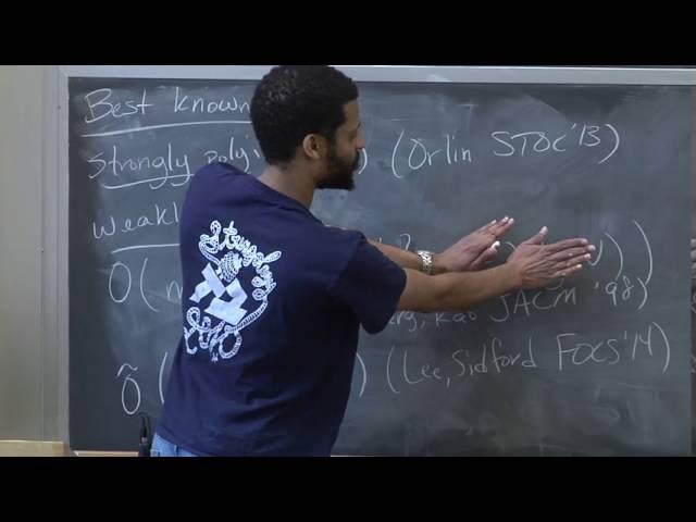 Advanced Algorithms (COMPSCI 224), Lecture 21