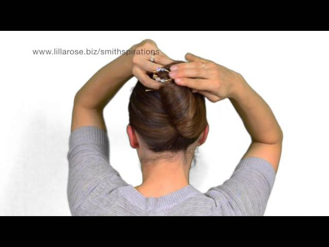 Fast Easy French Twist Method (Secured 3 Different Ways)