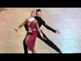 Maxim Elfimov &amp Evgenia Churikova  Rumba  2017 GrandSlam Latin Moskow - quarter final