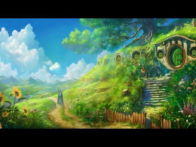 Irish Music Instrumental - Halfling Hills