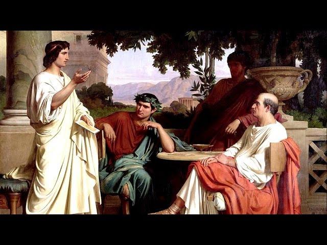 Гораций (Квинт Гораций Флакк) - древнеримский поэт «золотого века» римской литер...