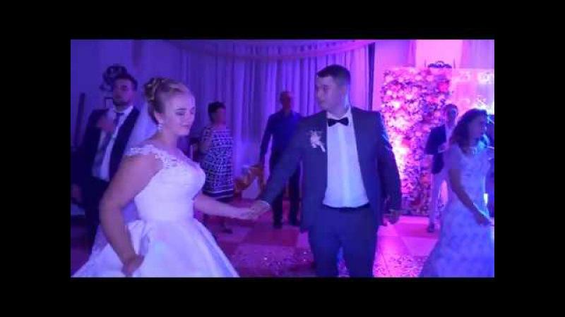 Весільні танці Віталій та Славка Міжгірья 23 вересня 2017р