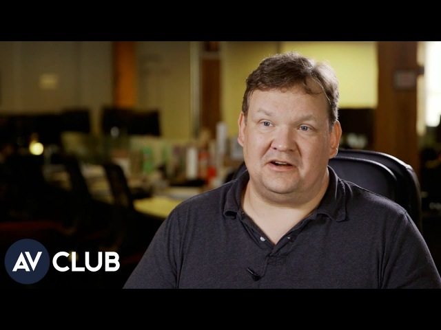 Andy Richter on what he's learned from failure