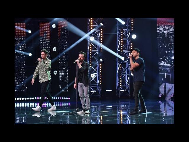 Jay-Z Linkin Park - Numb. Vezi interpretarea trupei Flashback, la X Factor