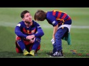 Lionel Messi RESPECT Moments ● HD