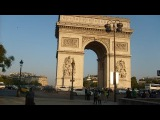 France Paris driving from east to west dashcam 4k