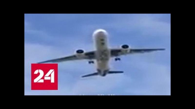 В Сети опубликовали видео первого полета лайнера МС-21