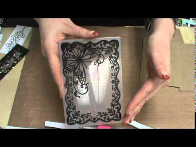 97 NEW Wink of Luna Pens by Zig HOTP Dies Embossing Folders by Scrapbooking Made Simple