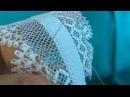 Bebek yastığı kılıfı işleme tekniği 3 video