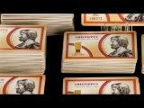 Truth cast in Gold - Aristippus gold bar design Global InterGold