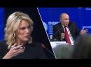 Putin zerstört Amerikanische Reporterin Megyn Kelly I Interview I 5.6.2017