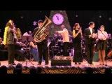 Blue Canary concert New Year 2016 Ilona Turchaninova