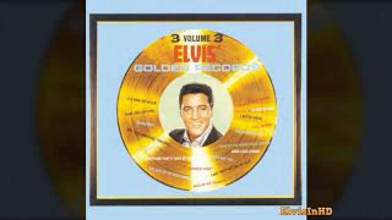 Fully Complete Elvis' Golden Records Volume 3 Album | Elvis Presley (1963)
