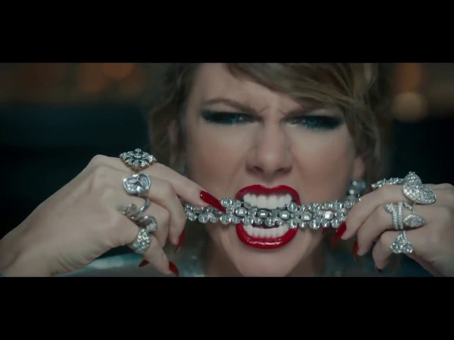 Taylor Swift -Look What You Made Me Do (русские субтитры)Russian subtitles)