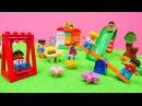Tolle Spielsachen - Ein aufregender Tag in der Lego Duplo Stadt - Spielzeugvideo für Kinder