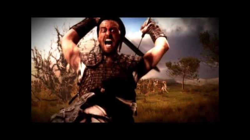 Величайшие сражения древности 2 серия из 8 Давид Победитель гиганта