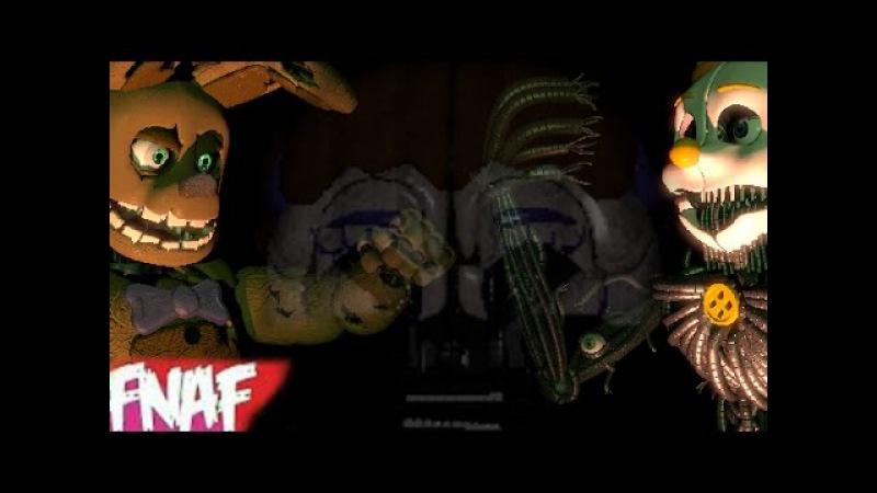 (Fnaf) (SFM) Fnaf 3 song By Roomie Music Video-Failed Revenge