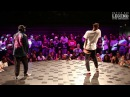 BOUBOO vs KEFTON - Battle BAD 2k17 LEGEND - HIP-HOP SEMI FINAL