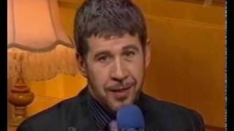 Валерий Ярёменко в Приюте комедиантов