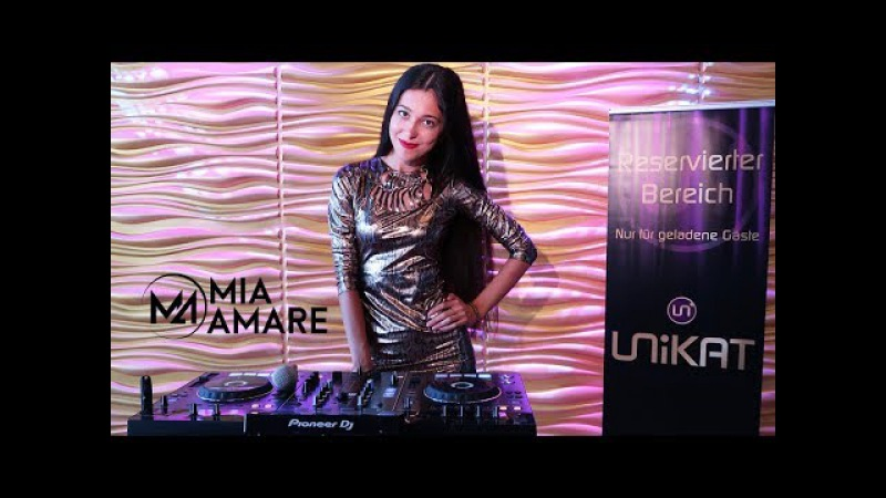🇩🇪Happy House 16🇩🇪 Mia Amare Only Female Vocal House DJ Mix Unikat Cuxhaven DJane Sommer 2017