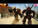 Transformers 5 The Last Knight - Team Bumblebee Best Funny scenes I UnitedKingdom TV
