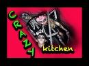 Helloween на картинге — дeти готовят Гуакамоле — Crazy Kitchen — занесло на 360 градусов Supe...