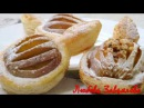 Слойки Яблочко наливное - без хлопот и как вкусно!/Puffs of the apple
