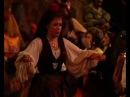 Елена Образцова - Цыганская песня из оп. Бизе «Кармен» Венская опера, 1978