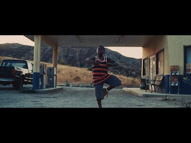 Benjamin Booker 'Believe' Dir: James Lees