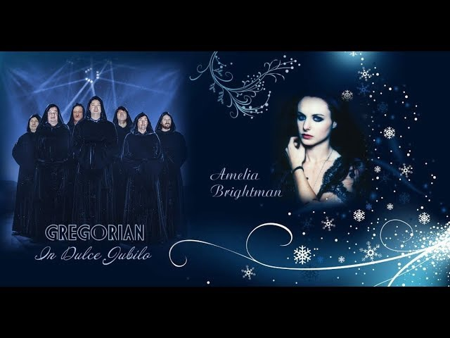 Gregorian, Amelia Brightman – In Dulce Jubilo - Royal Christmas Gala, Live in St.Petersburg