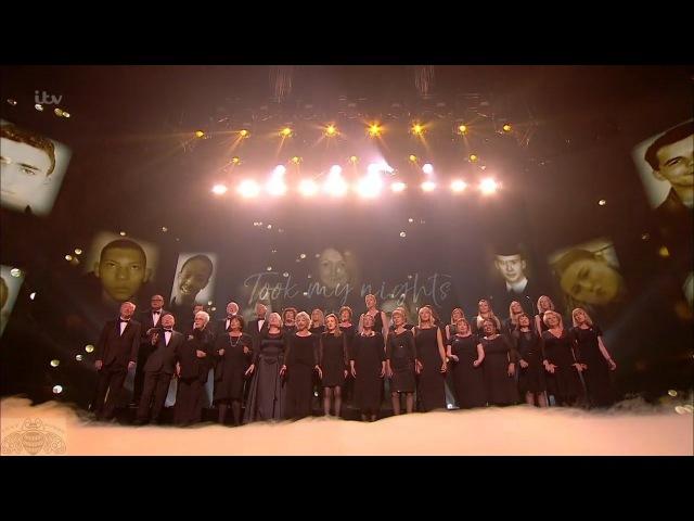 Britain's Got Talent 2017 Live Finals Missing People Choir Full S11E18