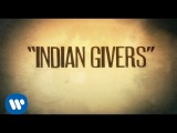 Neil Young - Indian Givers (Lyric Video)